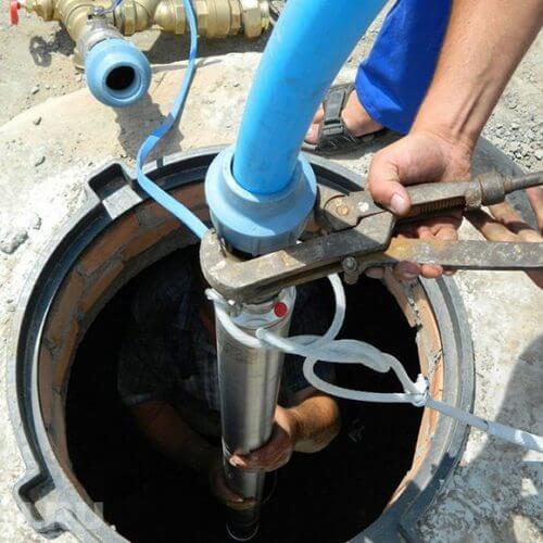 ремонт скважины в Минске и области