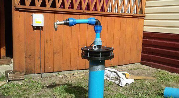 скважины на водопонижение